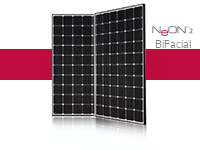 LG NeON® 2 BiFacial - Residential 60 cell