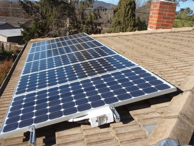 All solar systems require a separate roof top isolator as per Australian Standards