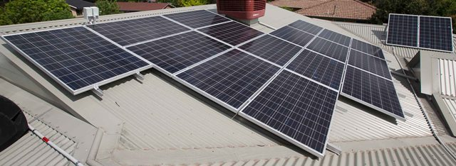 We treat your home as if it was our own and aim for a quality solar solution