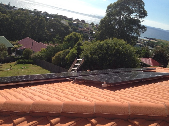 We also do small and large residential system installations.