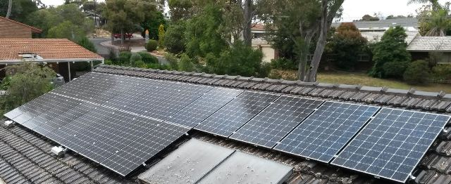 We've been installing solar battery systems since the year 2000