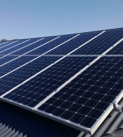 Its our preference to use only the highest quality Solar Panels and inverters available in the market