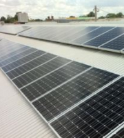Our local experience in the installation of commercial solar installations is second to none