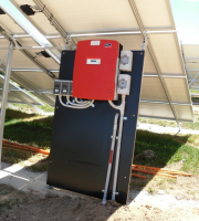 We recommend high quality long life inverters with quality LG solar panels