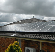 We focus on pride in workmanship for our solar PV panel installations