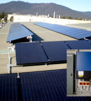15 kW commercial system in Bayswater