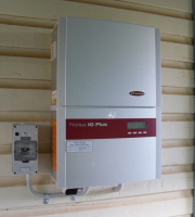Solar inverters and associate monitoring equipment are one of the most important parts of a solar power system