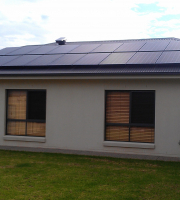The appearance of your home is important. Your solar power system will be designed to be aesthetically pleasing.