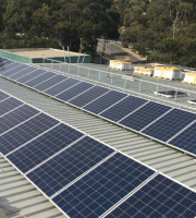 30kW commercial installation