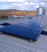 We have helped many farms and businesses bring their electricity bill under control with a solar power system. Your system will be designed specifically to suit your electricity usage.