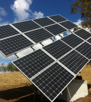 Commercial - 4kW Solar Tracker