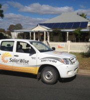 We undertake solar site inspections in the wider Riverina region