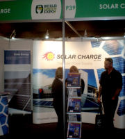 Solar Charge at Homeshow