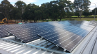 80kW , 300W LG NeON, Commercial System, Fairfield Council Leisure Centre
