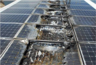 Cases of fires due to poor solar installations have been recorded worldwide