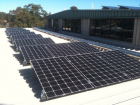 100kW at Wetherill Park, Client: A B Mauri