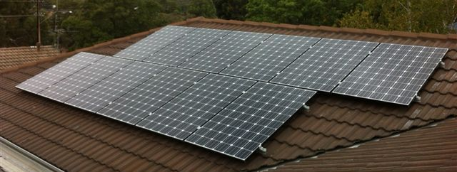 Please call us for a free solar site inspection