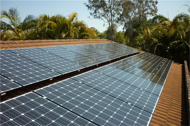 LG solar panels are manufactured with materials having low environmental impact