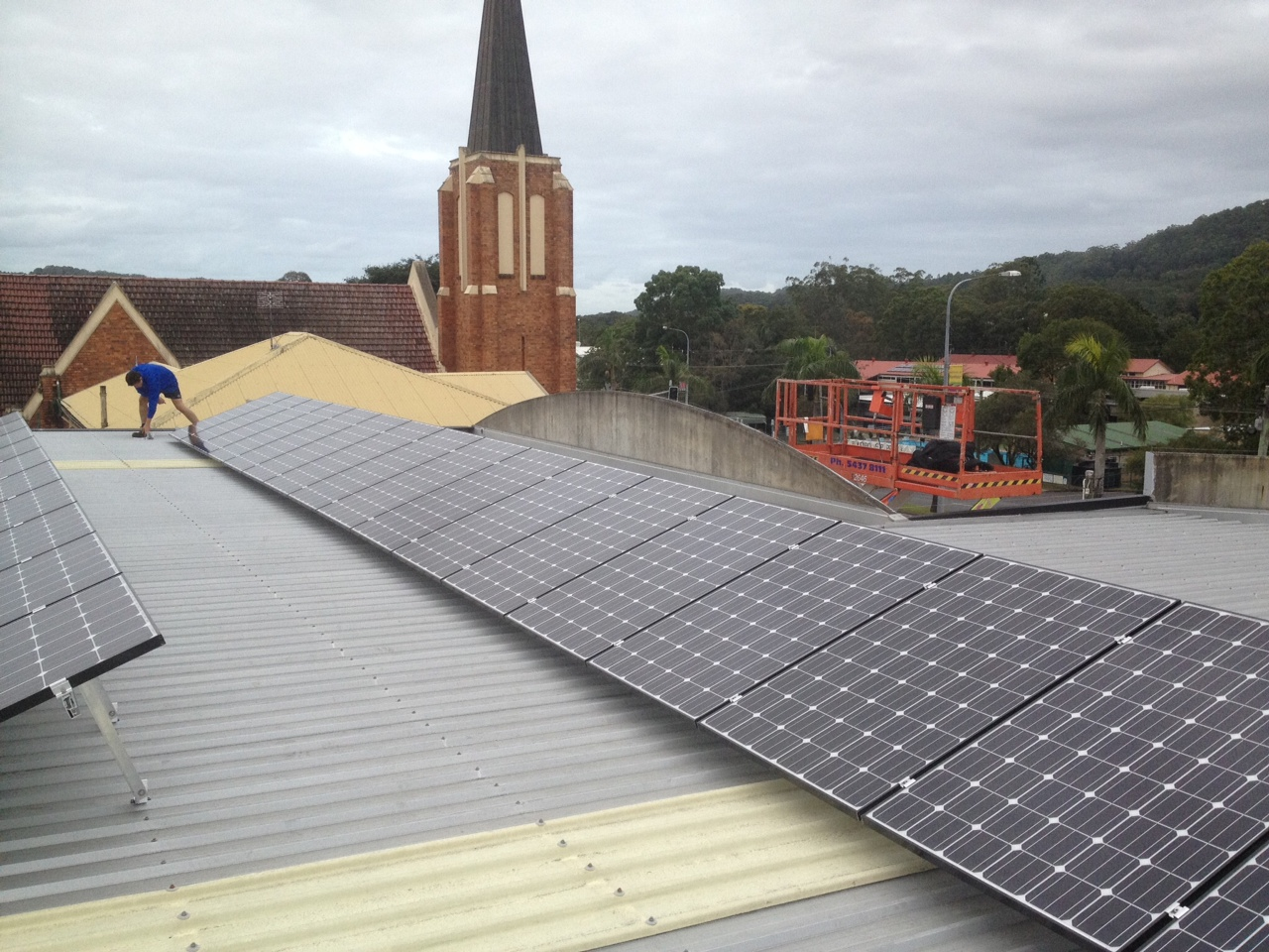 7.5 kW Brown's Autobahn, Nambour,Qld