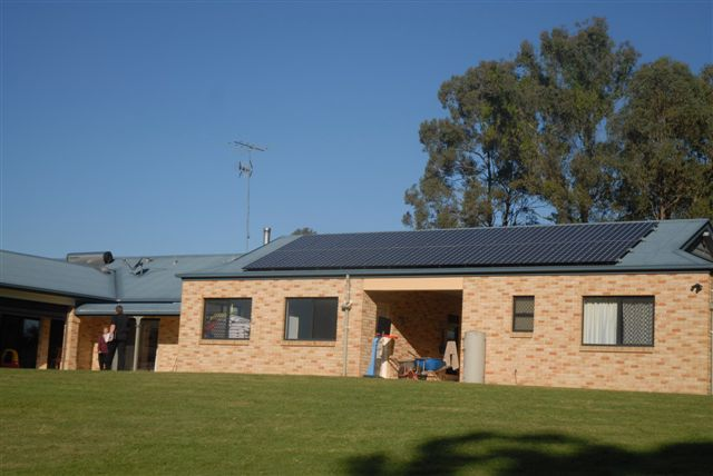 6 KW Mono-X NeON solar system in South East Queensland