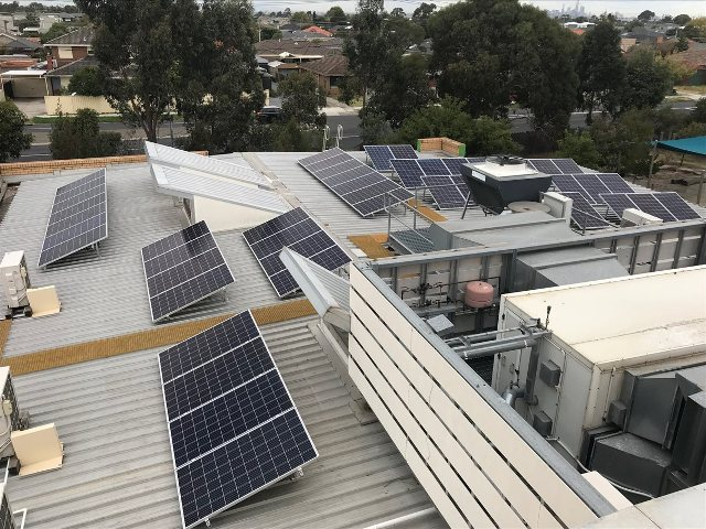 181kW at Moonee Valley, VIC, Client: Moonee Valley City Council