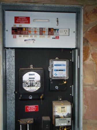 Getting A New Electricity Meter Installed