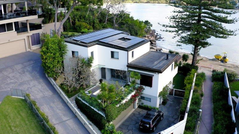 Majority of home Insurance cover solar systems on roofs