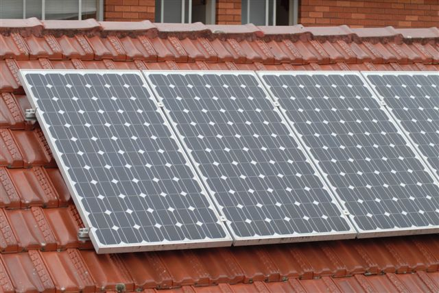 Solar power systems are usually insured by your insurance companies