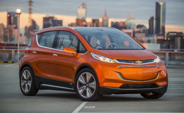 LG - GM partnership for Chevy Bolt