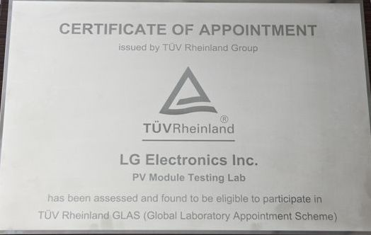 LG Certificate of Appointmet
