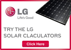 LG Solar Calculator