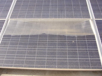What Cause Delamination In A Solar Panel