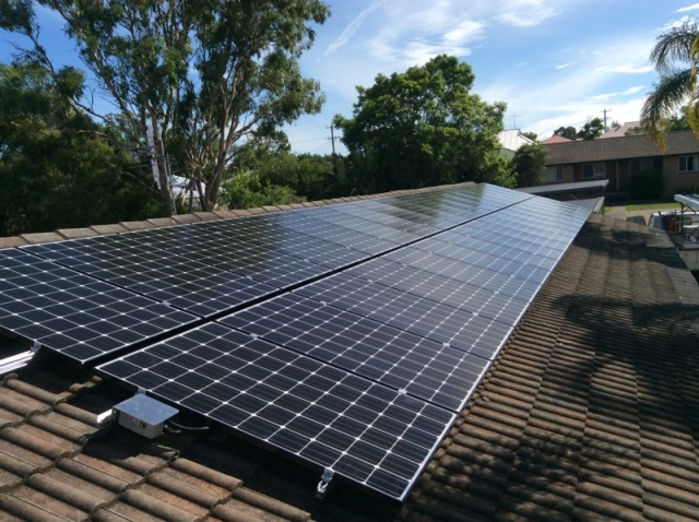 10kW Solar system at University of Newcastle Student Accommodation