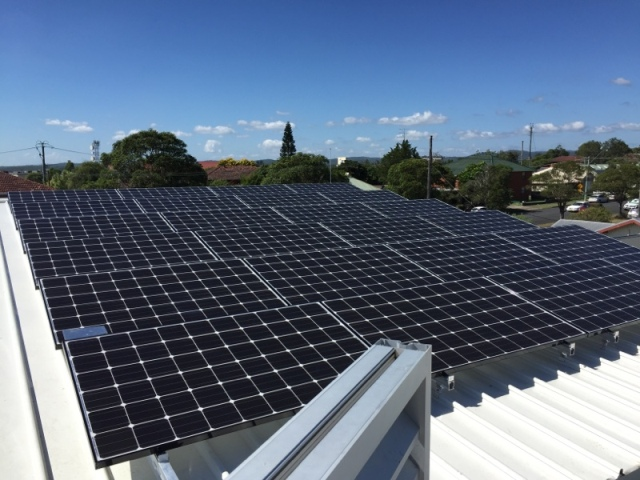 University of Newcastle Manning Education Centre - 10kW
