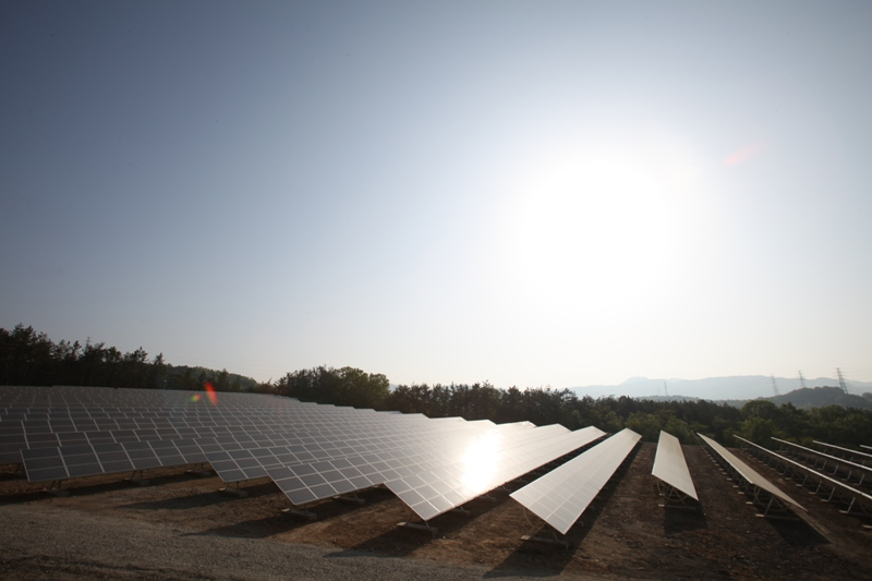 LG solar panels achieve high yields
