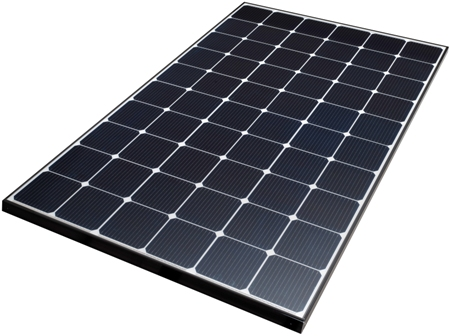 Lg solar panel warranty assesment recomended